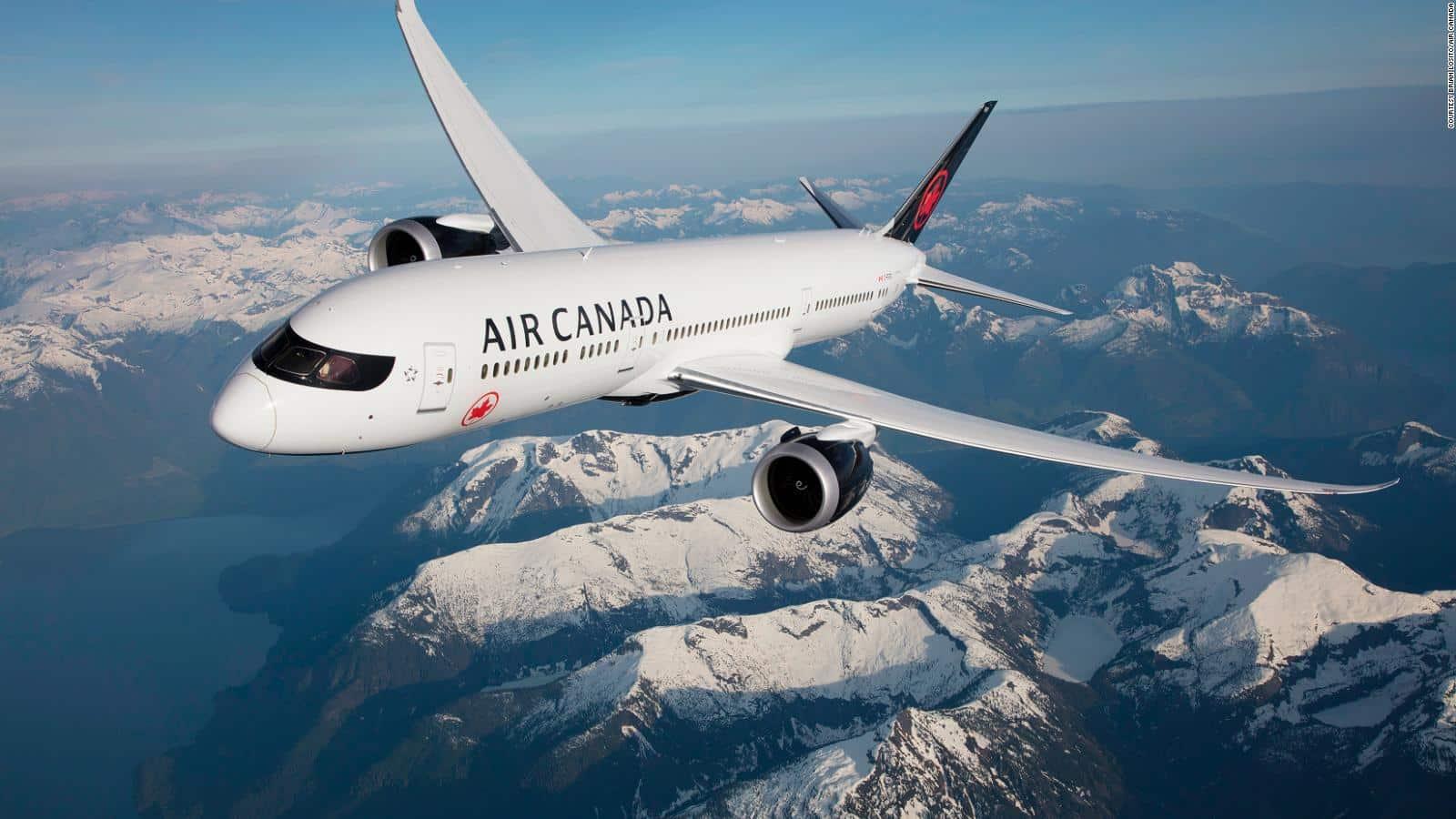 Air Canada to Integrate Blockchain