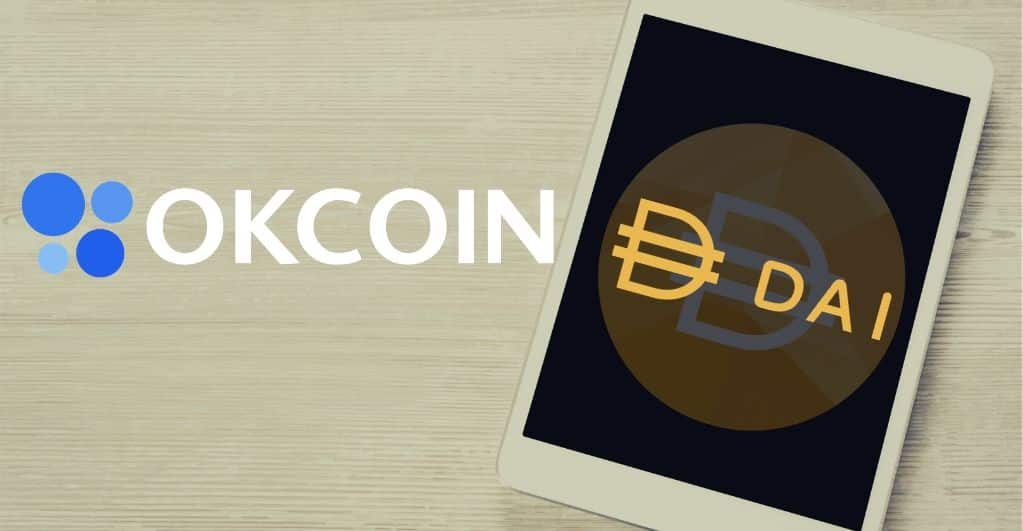 DAI Collaborates with OKCoin's Trading Platform