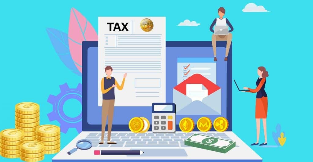 Taxes When Investing in Cryptocurrencies